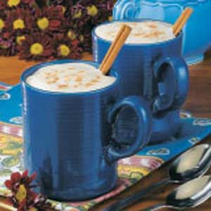 Spiced Coffee with Cream Recipe