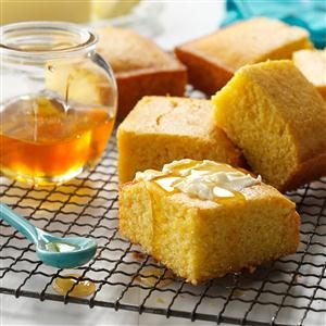 Honey Corn Bread Recipe