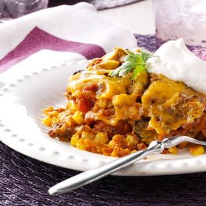 Slow-Cooked Tamale Casserole Recipe