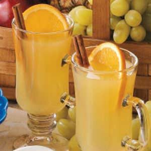Orange Pineapple Drink Recipe