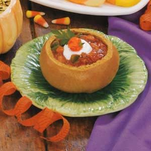 Cauldron Bread Bowls Recipe