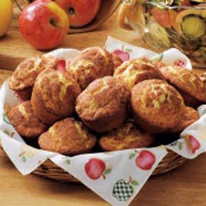 Cream Cheese Apple Muffins Recipe