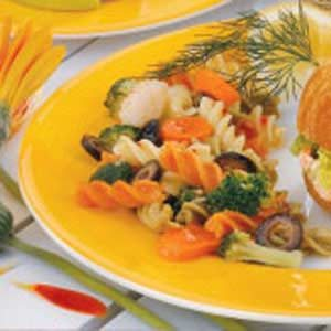 Tricolor Pasta Salad Recipe