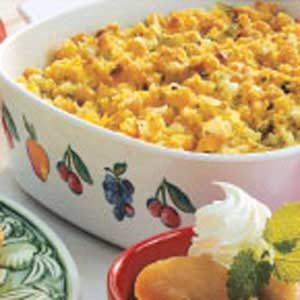 Quick Corn Bread Dressing