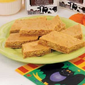 Blond Toffee Brownies Recipe