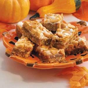 Peanut Mallow Bars Recipe
