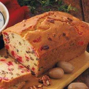 Pecan Cherry Bread Recipe