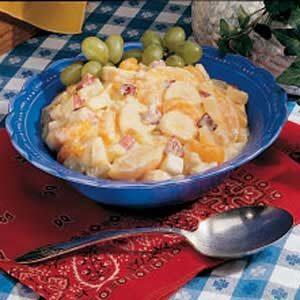 Orange Cream Fruit Salad Recipe