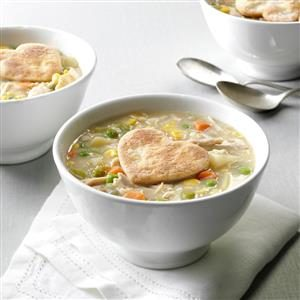 Chicken Potpie Soup Recipe