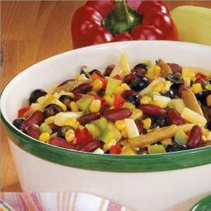 Bean N Corn Salad Recipe