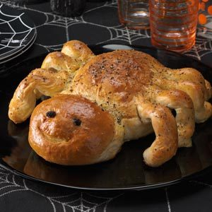 Spider Bread Recipe photo by Taste of Home