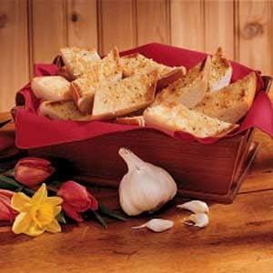 Garlic Cheesy Bread Recipe
