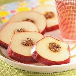 Apple Cartwheels Recipe