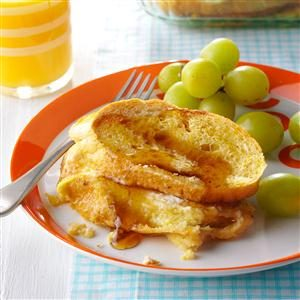 Make-Ahead Orange French Toast Recipe