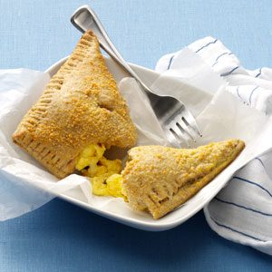 Scrambled Egg Pockets Recipe