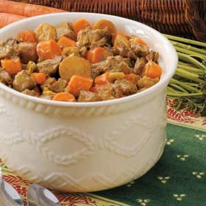 Autumn Beef Stew Recipe