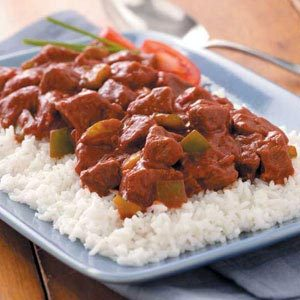 Pepper Beef Goulash