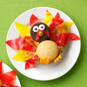 Pretzel Turkey Treats Recipe