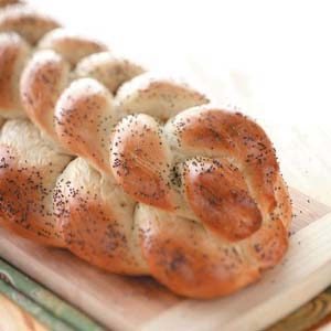 Braided Egg Bread Recipe