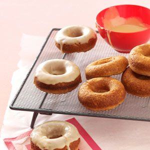 Gluten-Free Apple Cider Doughnuts Recipe