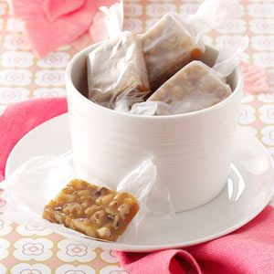 Honey Caramels Recipe
