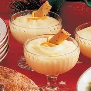 White Chocolate Pudding Recipe