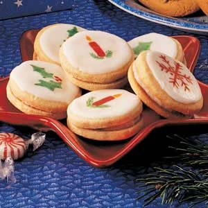 Painted Holiday Delights Recipe