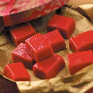 Licorice Caramel Candy Recipe