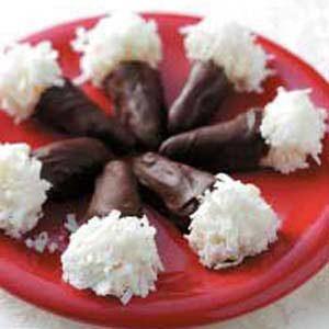 Coconut Peaks Recipe