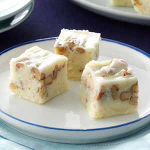 White Pecan Fudge Recipe