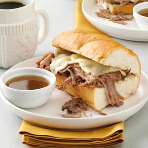 Coffee-Braised Pulled Pork Sandwiches Recipe