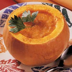 Maple Squash Soup Recipe