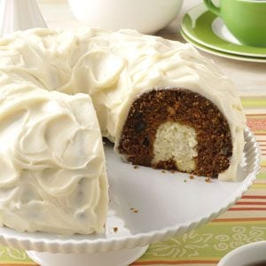 Surprise Carrot Cake Recipe