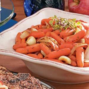 Oven-Roasted Carrots Recipe