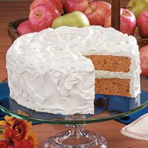 Butternut Squash Layer Cake Recipe