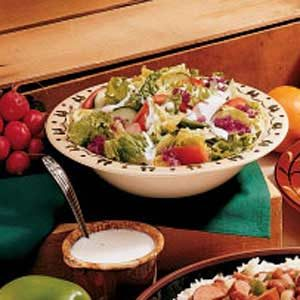 Ranch-Style Dressing Recipe