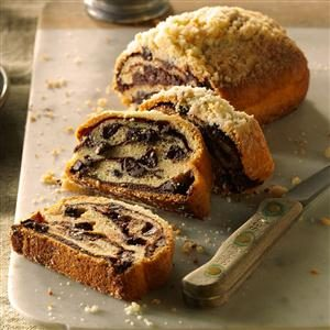 Mom's Chocolate Bread Recipe