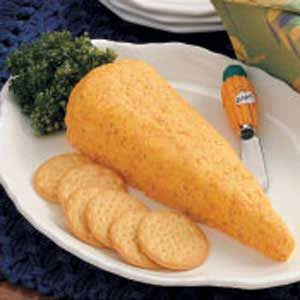Cheddar Cheese Carrot Recipe