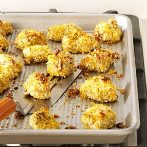 Pecan-Crusted Chicken Nuggets Recipe