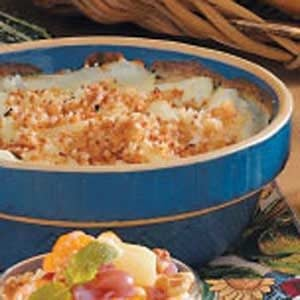 Baked Scalloped Potatoes Recipe