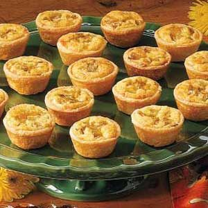 Mini Mexican Quiches Recipe