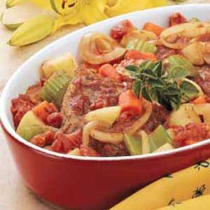 Pot Roast for Two Recipe