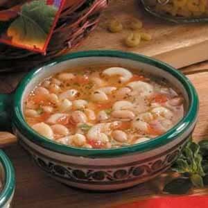 Bean Counter Chowder Recipe