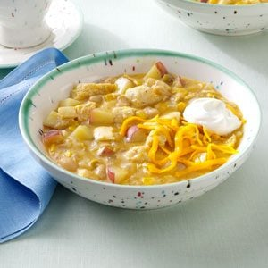 Chicken Chili Chowder Recipe