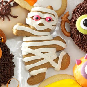 Dancing Mummies Recipe