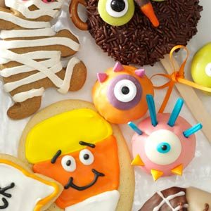 Cake Eyeballs Recipe