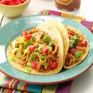 Rico Rodriguez' Mom's Chicken Tacos Recipe