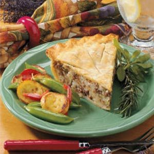 French Canadian Meat Pie