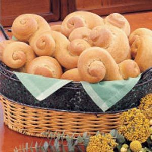Molasses Yeast Rolls Recipe