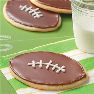 Touchdown Cookies Recipe